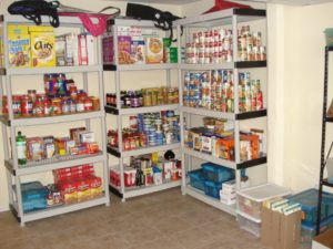 St. Paul's Food Pantry