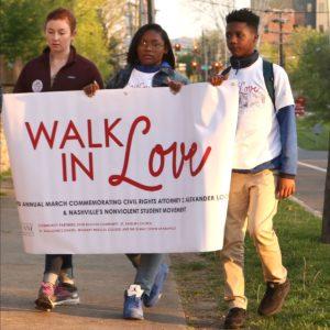 Walk In Love Event